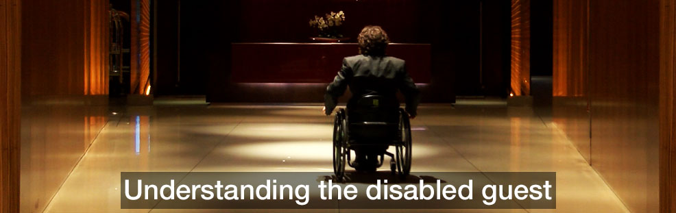 Understanding the disabled guest
